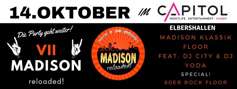 Madison reloaded